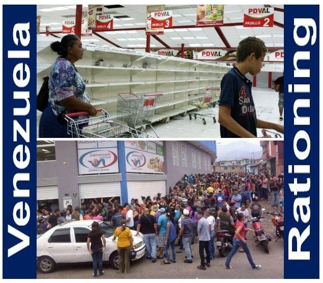 Venezuela Rationing