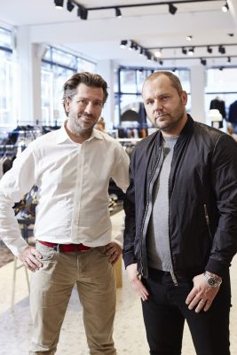 Ola Sars and Andreas Liffgarden