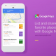 Google Maps users can now create and share lists of favourite places
