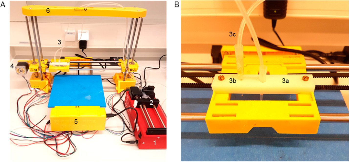 3d_printer_modified_bacterial_material_production