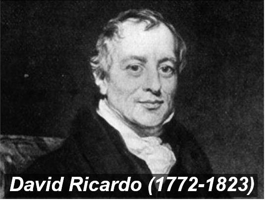 David Ricardo and the Ricardian equivalence propostion