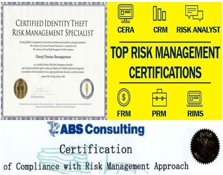Risk Management Certification
