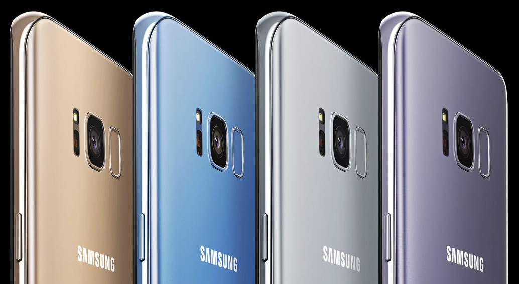 Samsung targets one million Galaxy S8 pre-orders in South Korea