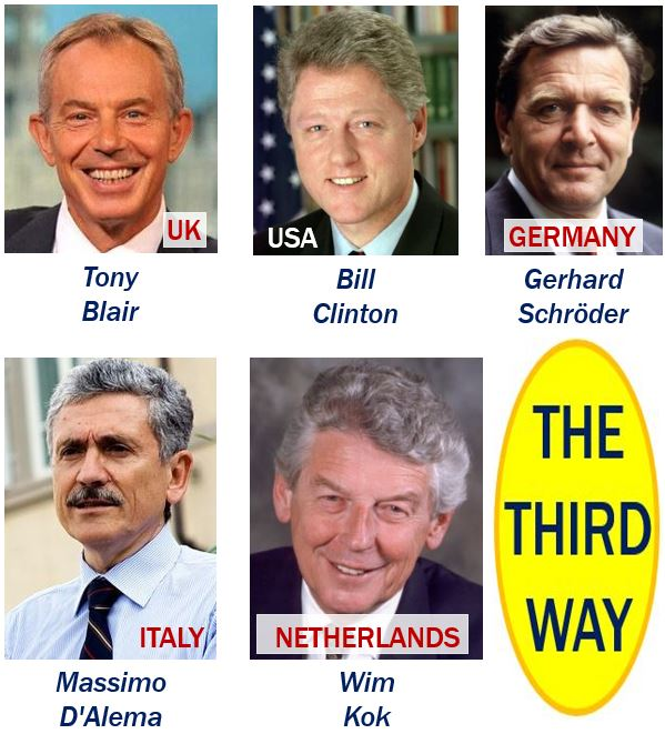 The Third Way supporters
