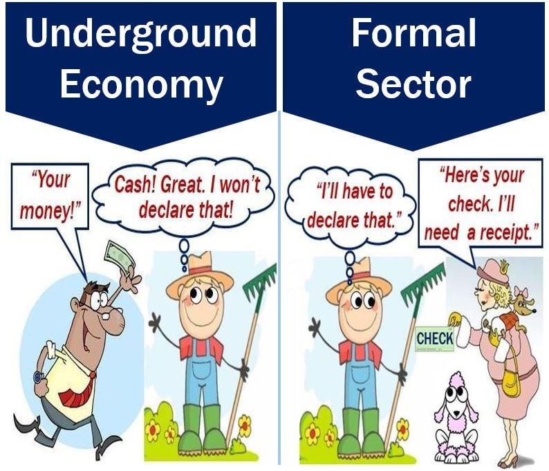 article regarding underground economy