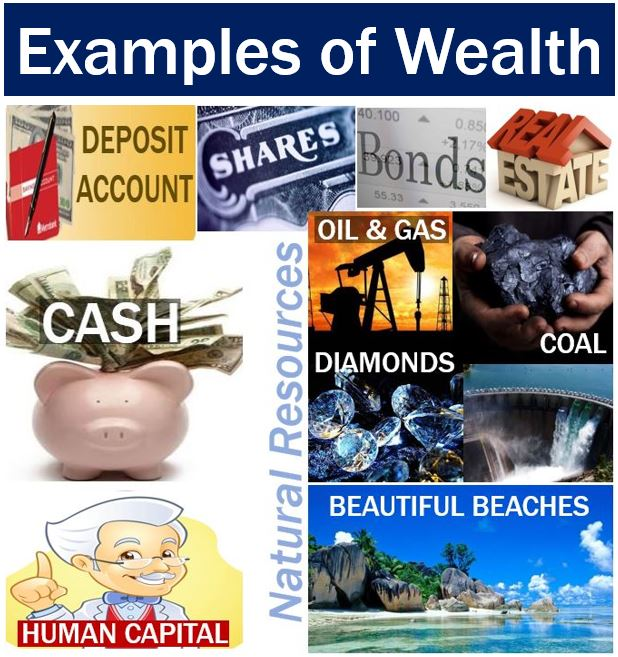 Examples of Wealth