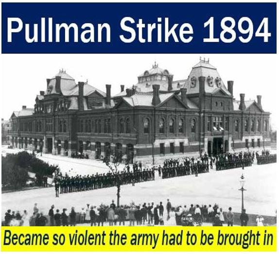 Pullman Strike 1894