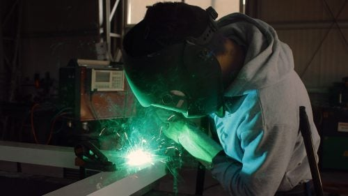 SME manufacturers - welding - pixabay 2262745