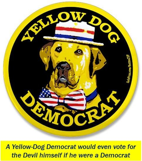 Yellow-Dog Democrat