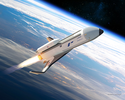 Boeing, DARPA to design, build, test experimental spaceplane