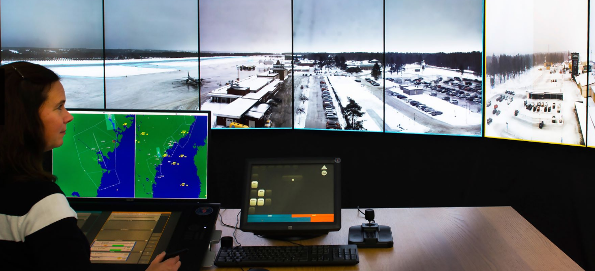 Remote Tower solutions at Saab Digital Air Traffic solutions.