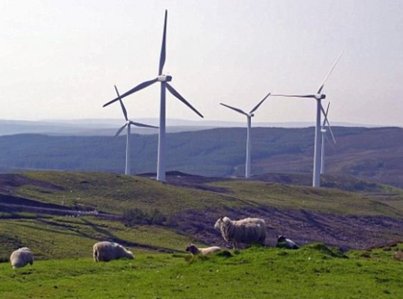 Renewable energy sources - wind power