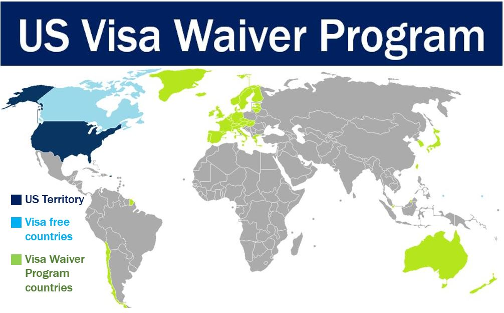Image result for Visa Waiver Countries And The Visa Waiver Program