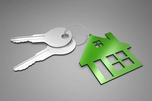 housing market - house keys