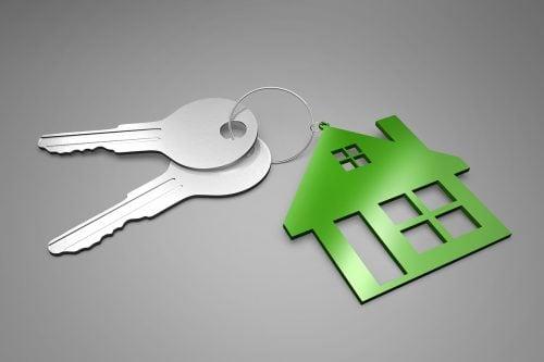 housing market - house keys