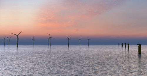 offshore wind farm - East Anglia