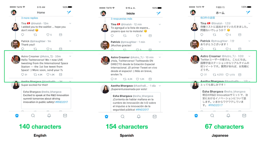 We found an easier way to get Twitter's new 280-character limit