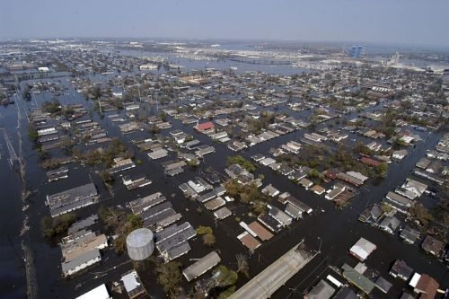 resilience: New Orleans flooding