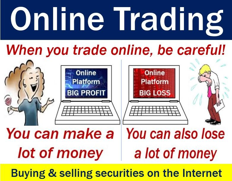 Meaning of online trading