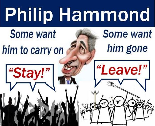 Philip Hammond - some like him and some do not