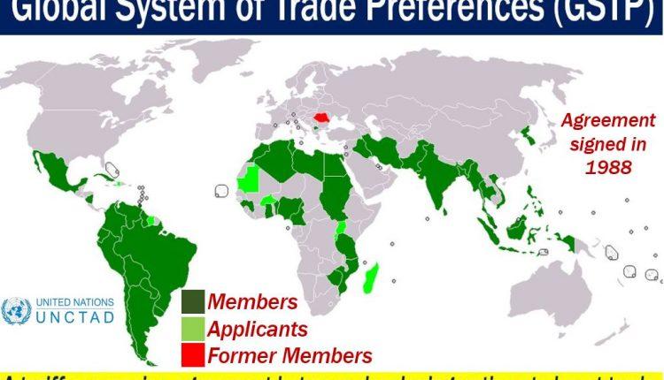 GSTP - Global System of Trade Preferences