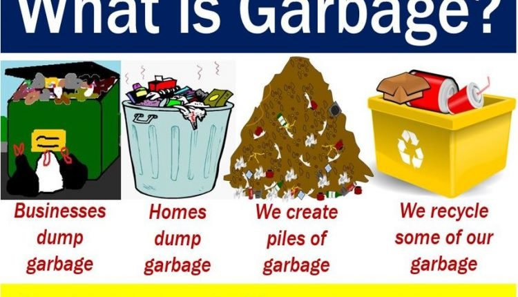 Garbage - definition and examples
