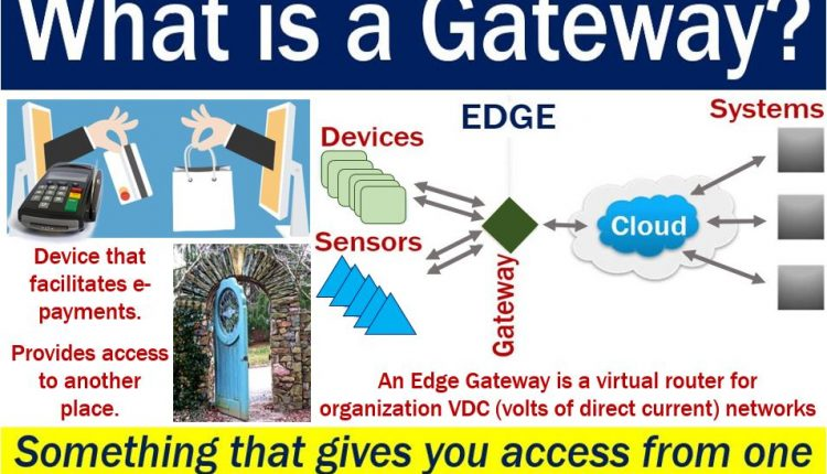 Gateway - definition and some examples