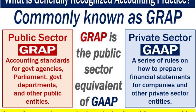 comparing public and private sector accounting
