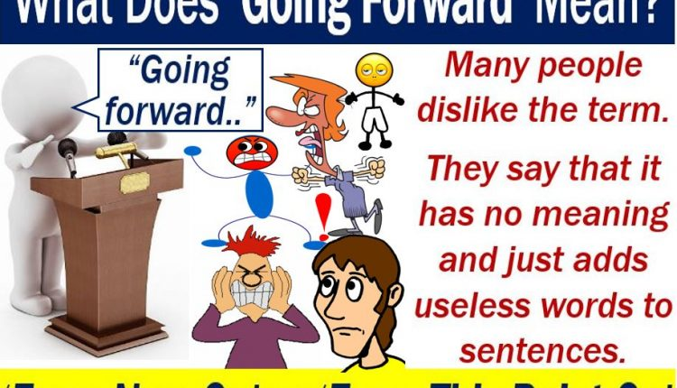 Going Forward - definition and illustration