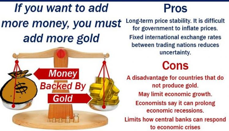 Gold standard - definition and pros and cons