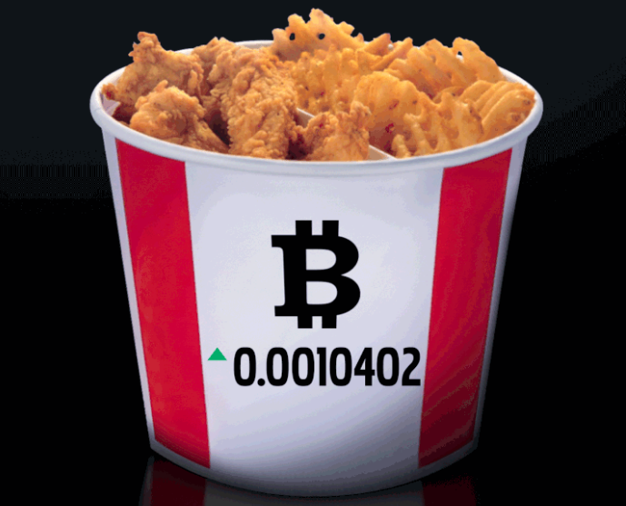This Bitcoin KFC Bucket Is An Abomination