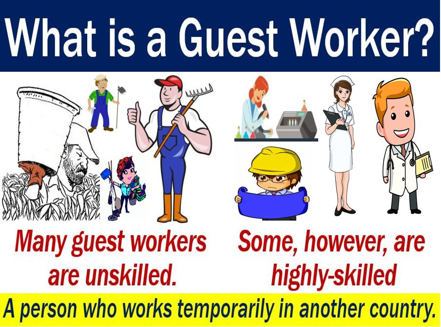 Guest Worker - definition and some examples