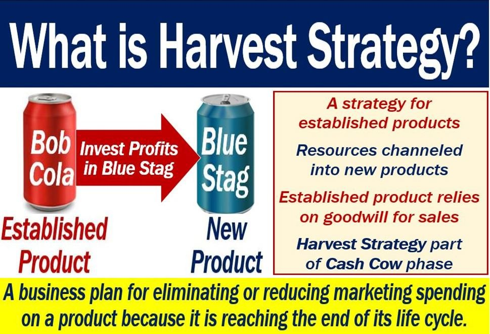 Harvest strategy - definition and some features
