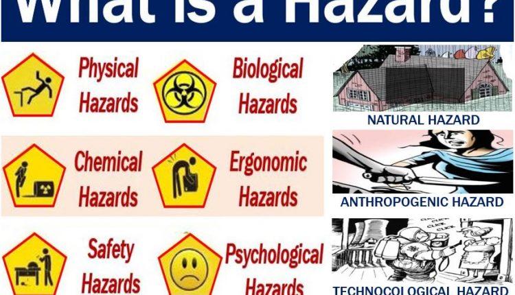 Hazard definition
