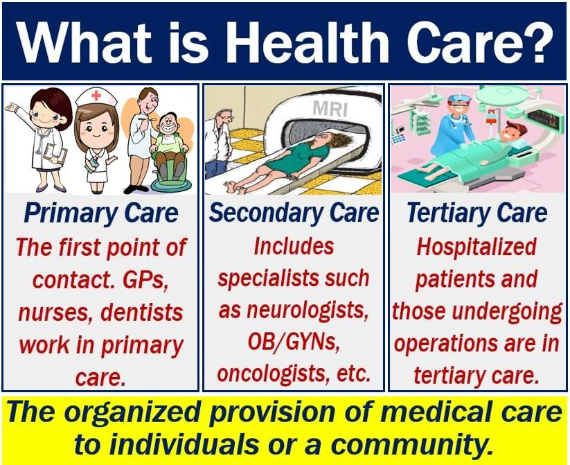 Health Care - definition and three examples
