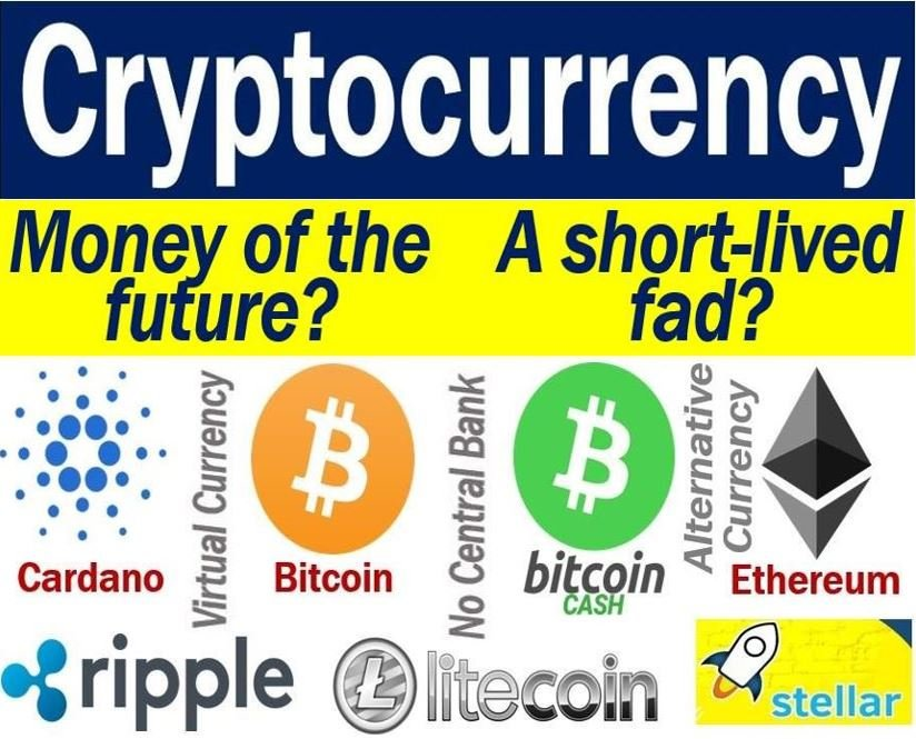 Future money the problem with cryptocurrencies