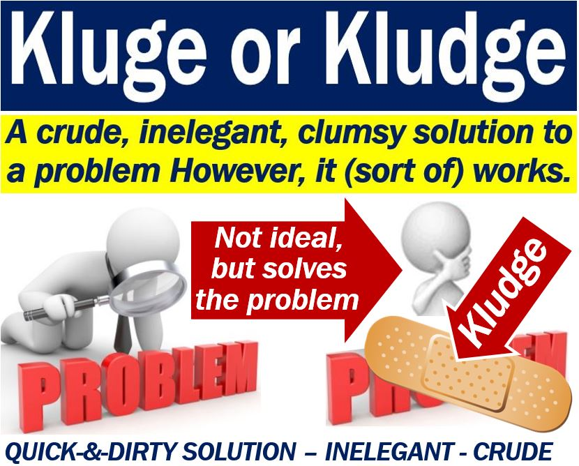 Kluge or Kludge