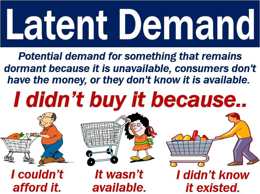 Latent demand