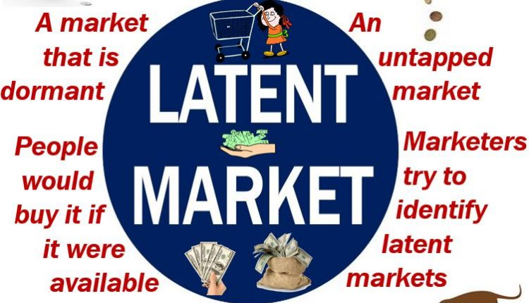 Latent market