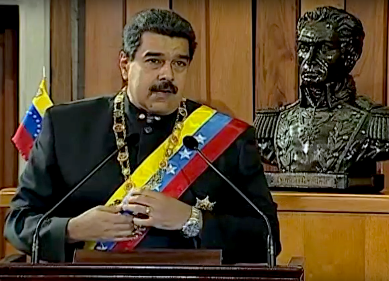 Venezuela's oil-backed cryptocurrency raised $735 million in one day, president claims