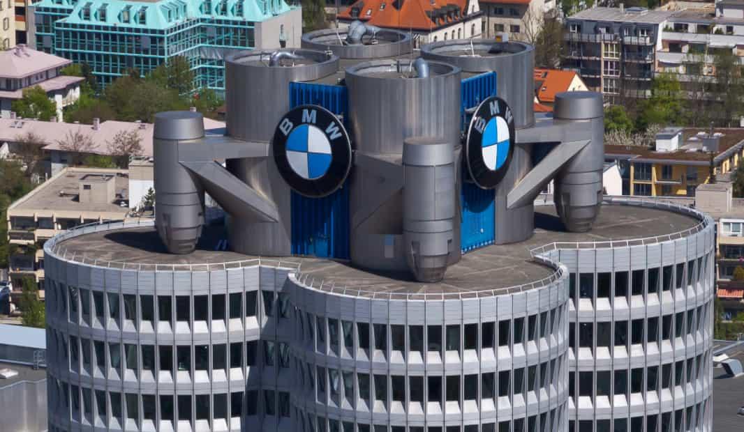 German prosecutors search automaker BMW's headquarters in diesel probe