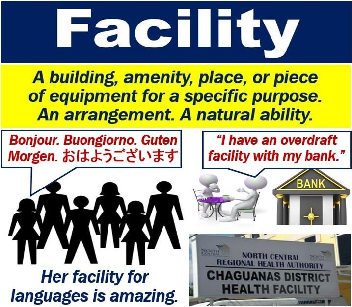 What Is A Facility? Definition And Examples