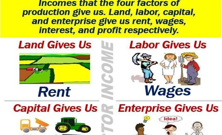 Factor Income