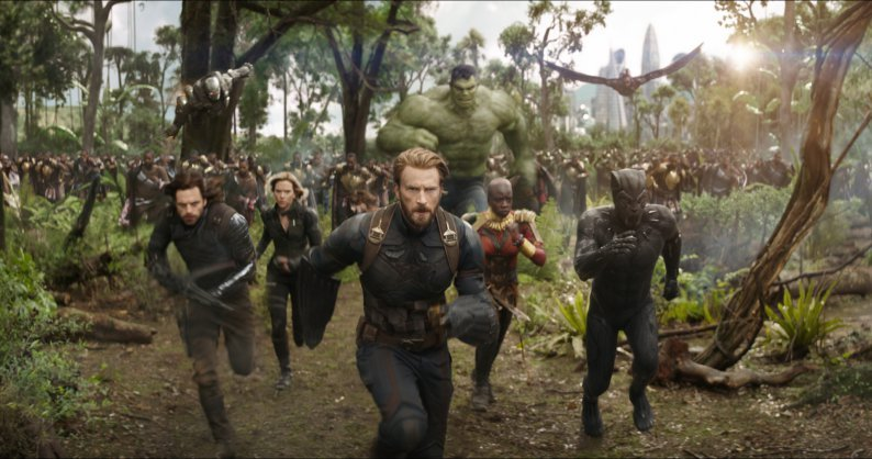 The Avengers: Infinity War twist that nobody could have predicted