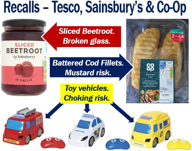 Unsafe Food Injury Uk
