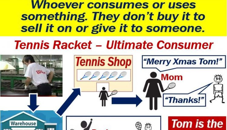 Ultimate Consumer
