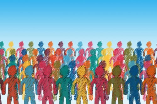 colourful human silhouettes pixabay 2457732