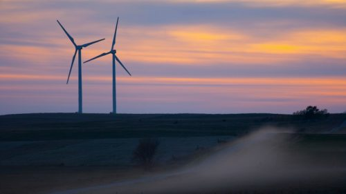 The purpose of the pilot battery storage program at the Titan 1 wind farm in South Dakota is to improve efficiency. Image BP