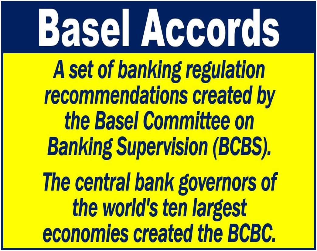 Basel Accords - brief definition