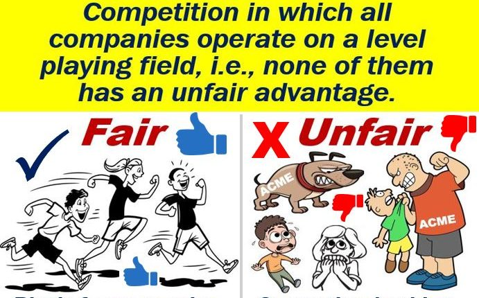 Fair Competition